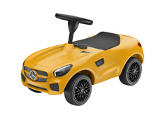 New Genuine MERCEDES BENZ Ride-on Bobby-AMG GT S Yellow Plastic B66962000 OEM