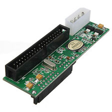 2.5''/3.5'' Hard Drive Serial SATA to ATA IDE PATA Card 40Pins Converter Adapter