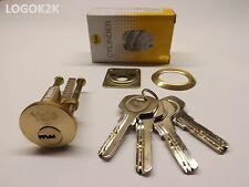 YALE Replacement Rim Cylinder Door Lock Nightlatch Latch  with  4 Keys NEW