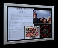 STONE ROSES Elephant Stone LTD TOP QUALITY MUSIC FRAMED DISPLAY+FAST GLOBAL SHIP