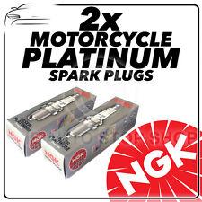 2x Ngk Bujía Bujías PARA MOTO GUZZI 1150cc GRISO 8v 08- > no.6378
