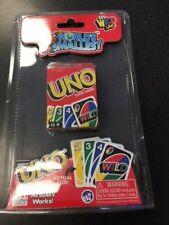 World's Smallest - Uno Card Set  Miniature Game RETRO Toy NEW