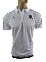 Adidas Real Sociedad San Sebastián Camiseta Polo Talla XL