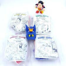 McDonalds 1991 Super Looney Tunes ~ Complete Set of 4 + U-3 Happy Meal Toys (U3)