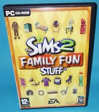 Die Sims Family Fun Stuff Expansion Pack PC CD ROM EA Games mit Serial Code