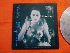 WITHIN TEMPTATION Restless 1st PRESS MCD 1997 NEW Nightwish Epica Enter