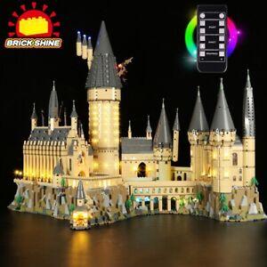 Brick Shine- GC Light Kit for Lego Harry Potter Hogwarts Castle 71043(New Design