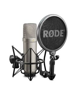 Rode 400100010 NT1-A Large-Diaphragm Condenser Microphone