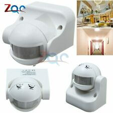 AC 220V-240V 180 Degree Outdoor IP44 Security PIR Infrared Motion Sensor Dete…