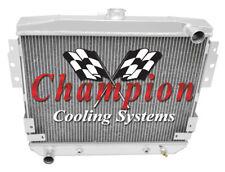 1977 1978 Ford Mustang II V8 Champion 3 Row Aluminum Radiator CC514