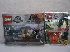 LEGO Jurassic World - 30382 Baby Velociraptor Playpen + Raptor Baby - New