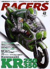 [BOOK] RACERS 42 Kawasaki KR250 KR350 KR 601A 601C Yvon Duhamel Ron Pierce WGP
