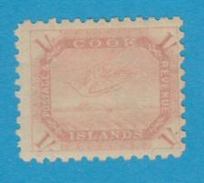 COOK ISLANDS 24  MINT HEAVY HINGED OG * NO FAULTS VERY FINE !