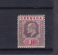 Grenada KEVII SG 58 Mounted Mint