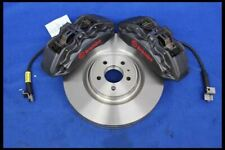 2005-2014 Ford Mustang GT 6 Piston Brembo Calipers w Lines 15 inch Rotors Pads