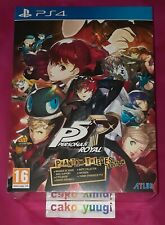 PERSONA 5 ROYAL PHANTOM THIEVES EDITION SONY PS4 NEUF SOUS BLISTER VERSION FR