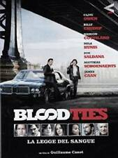 Blood Ties - The Law of Blood DVD THRILLER