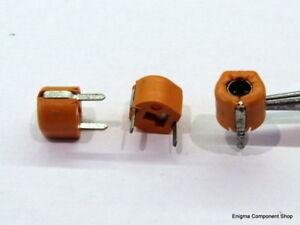 MuRata 6mm Trimmer Capacitor 6-50pF. TZ03Z500ER169. UK Seller. Fast Dispatch.
