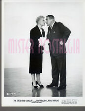 VINTAGE PHOTO 1956 Judy Holliday, Paul Douglas The Solid Gold Cadillac #99