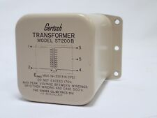 Gertsch St 200b Ac Ratio Transformer Erms In 35 F Max Peak 500v Tested