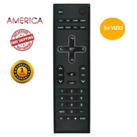 VR10 TV Remote Control for Vizio LCD LED TV M220VA-CA M260VA-MX M1490VA-MX