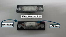 2x LED SMD Kennzeichenbeleuchtung VW T5 Transporter + Kasten  VWP2