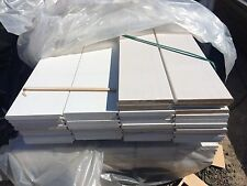 """Mdf Window Board 3.66m  Long 12"""" Wide Primed White"""