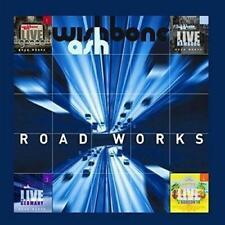 WISHBONE ASH - ROAD WORKS 4CD Set (NEW/SEALED) Live Germany Ashcon