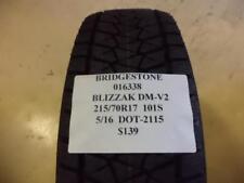 1 BRIDGESTONE BLIZZAK WS80 195 65 15 91H BRAND NEW TIRE 013040 Q8