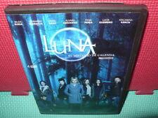 LUNA - EL MISTERIO DE CALENDA - 4 DVDS - 1 TEMPORADA