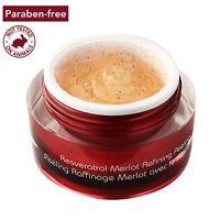 Vine Vera Resveratrol Merlot Peeling Gel | Paraben & Cruelty Free Luxury Scrub