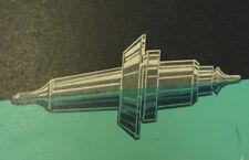 1 Unruhwelle für Rolex 8 X 12``` HW  Ronda 2158 neuwertig,ältere Lagerware