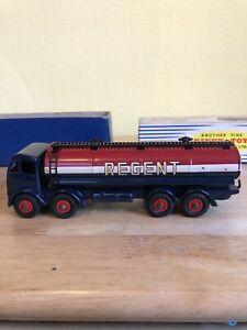 "Original DINKY 942 FODEN 14 TON TANKER ""REGENT"" - EXCELLENT in original BOX"