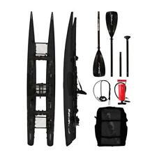 KAYACAT PUMA Inflatable Kayak in a Backpack JUST 6.8kg in  BLACK