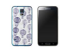 Deko Schutzfolie Sticker Aufkleber als Hülle für Samsung Galaxy S5 Smartphone