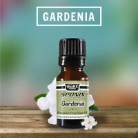 Best Gardenia Fragrance Oil Premium Grade - Top Scented Perfume Oil 10mL