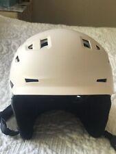 Anon Ladies Pink and White Ski Helmet ⛑ Ladies Sz M 56-59cm