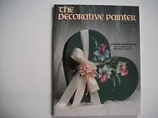 The Decorative Painter Magazine Issue # 3, 1991 Daffodil Bouquet Box