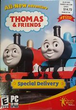Thomas & Friends Special Delivery Computer Game, PC CD-ROM Software Rated E