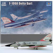 TRUMPETER 1/48 CONVAIR F-106A DELTA DART