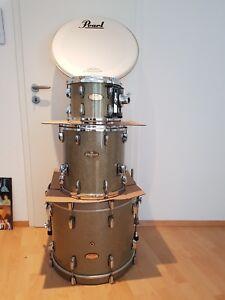 Pearl Masterworks Drumset