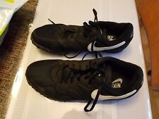 *NEW* Nike Track Field Shoes Size 10 Black White