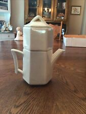 New listing Vintage Dripolator Coffee/ Tea Maker 4pieces 1943 Made By  McCoy