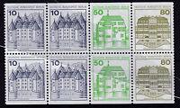 Berlin Markenheftchen H-Blatt Nr 21 postfrisch Mi.Nr 13