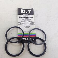 DELTA PEERLESS D-7 SPOUT REPLACEMENT O-RING SEAL 8097PK NEW OLD STOCK