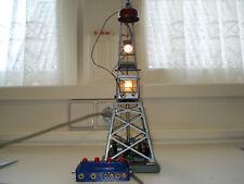 Märklin HO 7051 Drehkran,mit LED-Strahler