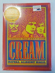 Cream - Royal Albert Hall London (DVD, 2005, 2-Disc Set)
