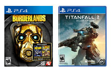 Borderlands Handsome Collection + Titanfall 2 Deluxe Edition PS4 New Ships Fast