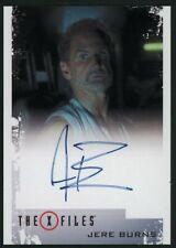 2018 X-Files Seasons 10 & 11 Jere Burns (Dr. Randolph Luvenis) Autograph Limited