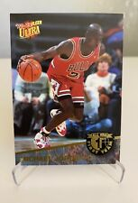 92/93 Fleer Ultra Michael Jordan All Nba 1st Team 4 of 15 NM